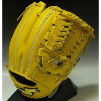 送料無料 特約店限定品 2011年モデル SSK 一般硬式 プロブレイン 内野手用 PLG16 45:ライトタン 右投げ:L