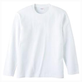 UnitedAthle(ユナイテッドアスレ) 5.6オンスロングスリーブTシャツ(アダルト)ホワイト ホワイト