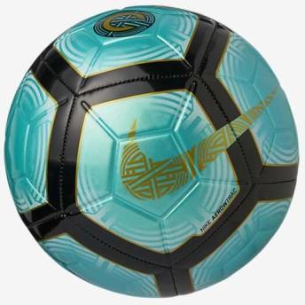 ナイキ NIKE CR7 ストライク サッカーボール 3号球 [カラー:クリアエメラルド×ブラック] #SC3484-321