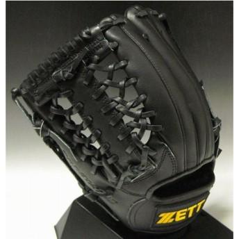 少年軟式 ZETT ゼット プロステイタス オールラウンド用 左投げ:RH BJGA70030 ブラック:1900 サイズ:LL