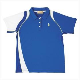 GOSEN(ゴーセン) レディースゲームシャツ ブルー