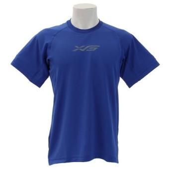 エックスティーエス(XTS) DPW バスケTシャツ 751G8ES3536 BLU (Men's)
