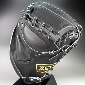 ゼット ZETT 一般硬式捕手用 右投げ PROSTATUS プロステイタス BPROCM42(1900)ブラック