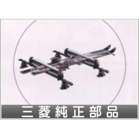 iMiEV スキー&スノーボードアタッチメント(平積ロング)  三菱純正部品 パーツ オプション