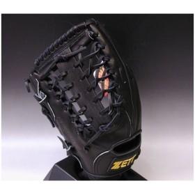 2009年モデル 一般軟式 ZETT(ゼット)プロステイタスRNT 外野手用 左投げ(RH) BRGA31917 1900:ブラック