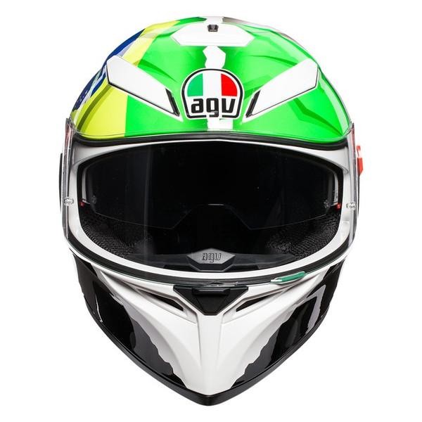AGV エージーブイ K 3 SV ヘルメット (JIST REPLICA) 通販 LINE