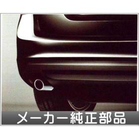 V60 S60 マフラーカッター 円形  ボルボ純正部品 パーツ オプション