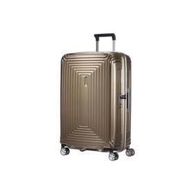 サムソナイト ネオパルス 74L 4輪 メタリックサンド 大型 Lサイズ 5泊〜7泊目安 スーツケース キャリーケース