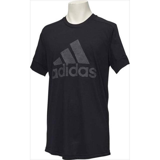 adidas(アディダス) (メンズ) M ID Big Logo Tシャツ BLK