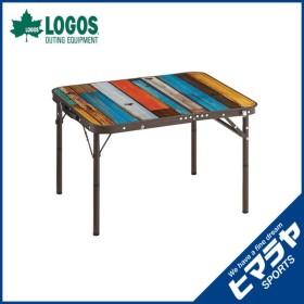 ロゴス LOGOS アウトドアテーブル 小型テーブル グランベーシック 丸洗いスリムサイドテーブル7060 73189035 od