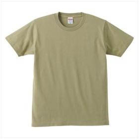 UnitedAthle(ユナイテッドアスレ) 5.0オンスTシャツ(アダルト) サンドカーキ