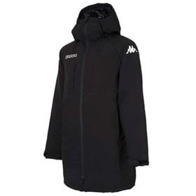 カッパ KAPPA ULTIMATE(アルティメイト) ウォーマーロングジャケット [サイズ:L] [カラー:ブラック] #KF752OT14-BK