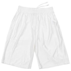 エックスティーエス(XTS) ポケット付き 刺繍ハーフパンツ 751G7CD2178 WHT (Men's)