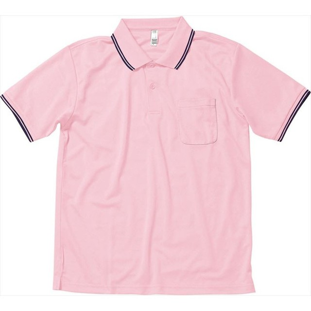 3100a161002112 BONMAX(ボンマックス) 【男女兼用・ジュニア Tシャツ】ライン入りベーシック