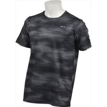 ARENA(アリーナ) メンズ トレーニング Tシャツ ブラック