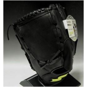 2011年モデル SSK 山口モデル 少年軟式プロシリーズ オールラウンド/投手用 SSJ647 (90)ブラック 左投げ(R)