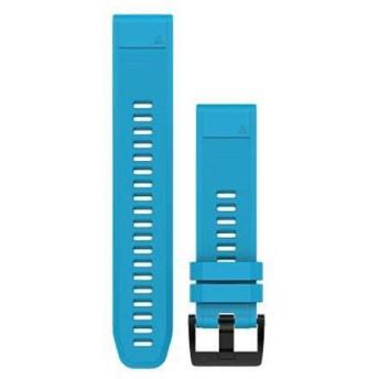 ガーミン GARMIN ベルト交換キットfenix5用 [カラー:ブルー] #010-12496-10