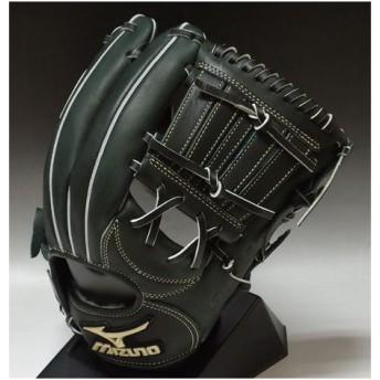 2012年展示会限定色 ミズノ グローバルエリート ライペックLシリーズ 一般軟式 内野手用H1 2GN35223 ブラック(093) 右投げ