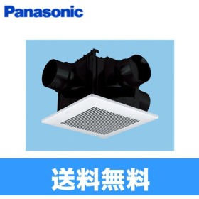 【暮らしのクーポン対象ストア】パナソニック[Panasonic]天井埋込形換気扇[2・3室換気]ルーバーセットタイプFY-24CTUS7V【送料無料】