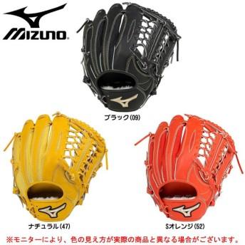 MIZUNO(ミズノ)軟式用グラブ 異彩シリーズ グローバルエリートHYBRID 外野手用(1AJGR16207)野球 ベースボール Global Elite グローブ 左投げ用 一般用