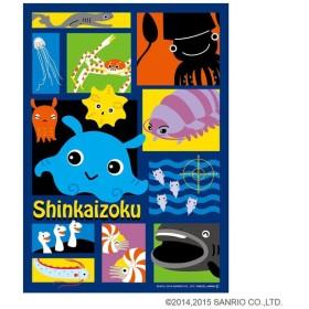 ジグソーパズル 88ピース サンリオキャラクターズ Shinkaizoku 深海のなかま 88-006
