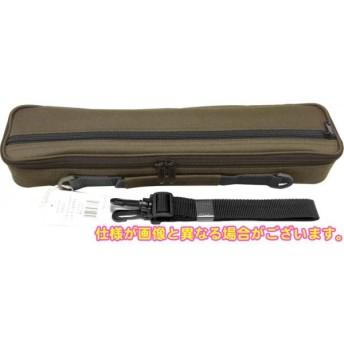 M's(エムズ) MFC/1C-BRN ブラウン フルートケースカバー アウトレット C管 フルートケース ハードケース用 ケースカバー 茶色 flute case cover brown