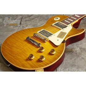 Gibson Custom / 2015 True Historic 1959 Les Paul Reissue Vintage Lemon Burst S/N 9 5521【渋谷店】