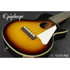 Epiphone エピフォン / Les Paul Acoustic/Electric Concert Ukulele Vintage Sunburst ウクレレ【御茶ノ水本店】