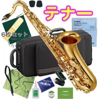 YAMAHA(ヤマハ) YTS-380 テナーサックス 新品 管楽器 サックス 管体 スタンダード 本体 テナーサクソフォン 【 YTS380 セット B】