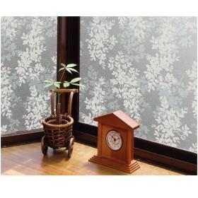 明和グラビア 空気が抜けやすい窓飾りシート/GDP-4631 ホワイト/46cm丈×90cm巻き