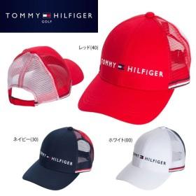 706d83b0864 トミー ヒルフィガー ゴルフ メッシュ キャップ THMB805F ゴルフウェア  2018年春夏モデル  [
