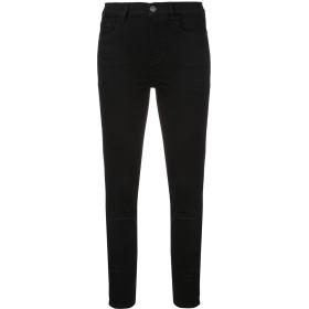 Current/Elliott cropped skinny jeans - ブラック