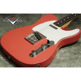 Fender USA Custom Shop / MBS 1962 Telecaster Closet Classic Fiesta Red built by Todd Krause S/N R79115 【渋谷店】