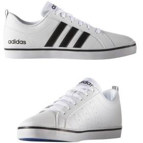 [adidas]アディダス メンズコートシューズ NEOPACE VS アディペースVS (AW4594) ランニングホワイト/コアブラック/ブルー[取寄商品]