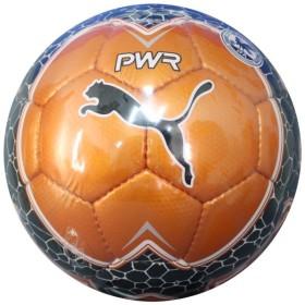 エヴォパワー VIGOR グラフィック フェアリーコーラル×プーマホワイト 【PUMA|プーマ】サッカーボール4号球082789-41-4