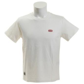 チャムス(CHUMS) ブービーロゴTシャツ CH11-1244-W001 (Lady's)