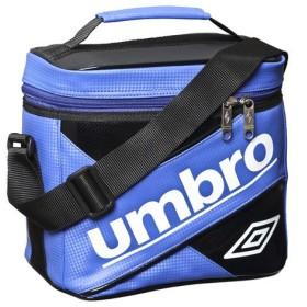 ラバスポクーラーバッグ ブルー×ブラック 【UMBRO|アンブロ】サッカーフットサルアクセサリーujs1422-blu