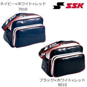 SSK  野球 エナメルショルダーバッグ BA8000