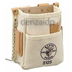 クラインツール 腰袋 キャンバス地 サイズ191×216mm KL5125
