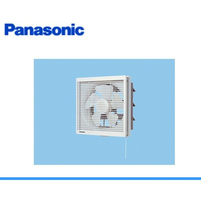 パナソニック[Panasonic]インテリア形換気扇引きひも連動式シャッターFY-30PE5/43