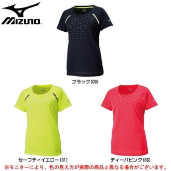MIZUNO(ミズノ)W's 半袖 Tシャツ(32MA6815)スポーツ トレーニング プラクティス レディース
