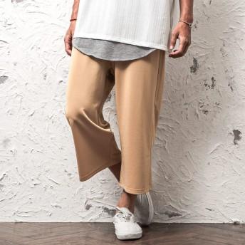 パンツ・ズボン全般 - MinoriTY ワイドパンツ メンズ アンクルパンツ ワイド パンツ アンクル テーパードパンツ クロップド 無地 韓国 ファッションメンズファッション モード系 ストリート系 サロン系 マイノリティ minority