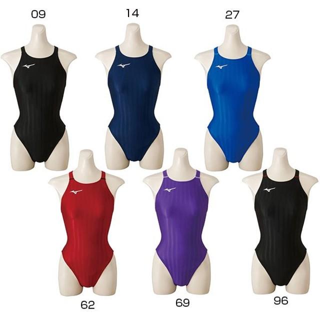 33250d0eb19 送料無料 ミズノ ジュニア キッズ ミディアムカット スイムウエア スイミング 水泳 競泳水着 試合用水着 N2MA8422