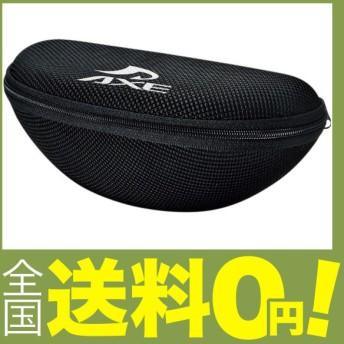 AXE(アックス) サングラス用 ケース サングラスケース AX-26 ブラック(BK)
