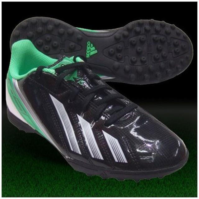 F5 TRX TF J ブラック×ランニングホワイト 【adidas|アディダス】サッカージュニアトレーニングシューズg65452