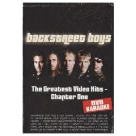 バックストリート・ボーイズ/グレイテスト・ビデオ・ヒッツ−チャプター・ワン DVDカラオケ