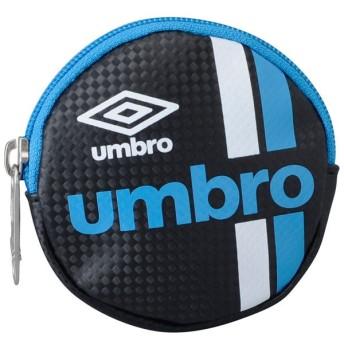 ラバスポコインケース ブラック 【UMBRO|アンブロ】サッカーフットサルアクセサリーuja1564-blk
