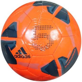 フリーフットボール フットサル パワーオレンジ 【adidas|アディダス】フットサルボールasf461or