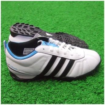 アディクエストラ 4 TRX TF J ホワイト×ブラック×フラッシュスプラッシュS11 【adidas|アディダス】サッカージュニアトレーニングシュ