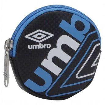 ラバスポコインケース ブラック×ターコイズ 【UMBRO|アンブロ】サッカーフットサルアクセサリーujs1623-bktq